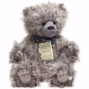 Silver Tag Bears Alice Complete With Gift Bag rrp £70 Special Offer