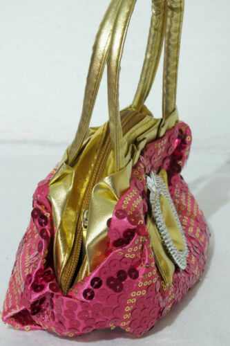 tasche,22x20cm,handtasche,mädchen,täschchen,kinderhandtasche,pailetten