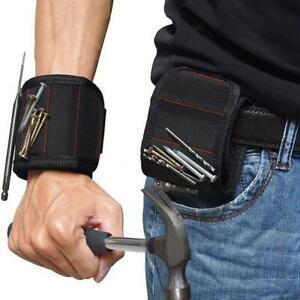 Multi-Use-Magnetische-Armband-Nylonbeutel-Schrauben-Bohranordnungshal