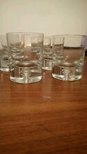 TAPIO WIRKKALA ITTALA 6 GLASS WATER OR WHISKY TAPIO SERIE RARE