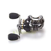 18+1 Bb 6.3:1 Bait Casting Fishing Reel Baitcasting Caster Centrifugal Brake