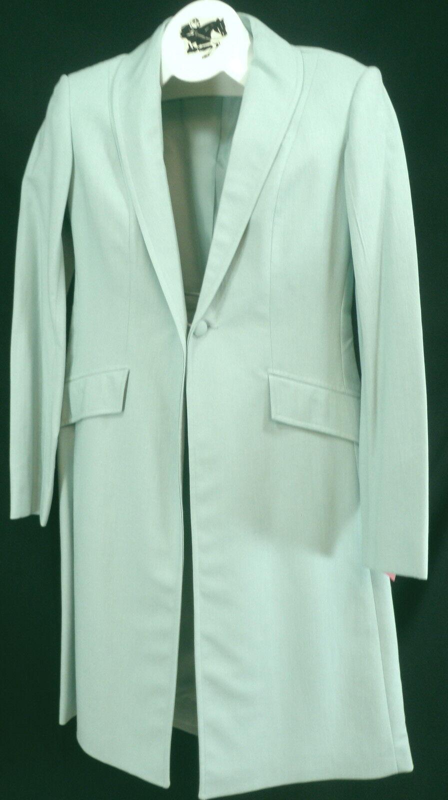 Reed  Hill saddleseat Ladies días de abrigo Seafoam Mezcla De Lino Talla 10-Usa  echa un vistazo a los más baratos