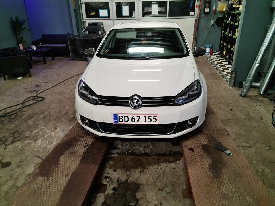 VW Golf VI, 2,0 TDi 140 Highline DSG, Diesel