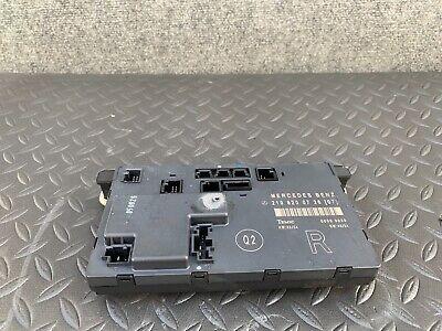 FRONT RIGHT DOOR CONTROL MODULE Mercedes W219 CLS550 CLS500 CLS55 CLS63 06-08