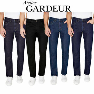 Atelier-GARDEUR-Jeans-NEVIO-11-Regular-Fit-Herren-Hose-Straight-Leg-Denim-NEU