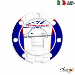 PROFILI ADESIVI SPORT CERCHIO STICKERS COMPATIBILE TRANSALP XL 700 V BIANCO BLU