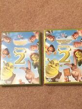 Shrek 2 (DVD, 2 Disc Set) + Outer Cover + Special Features - Please see photos
