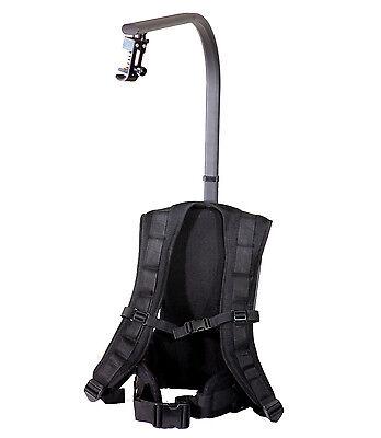 New DSLR Rig Easyrig 8KG Video Camera Body Pod Back Mounted Fishing Rod Style