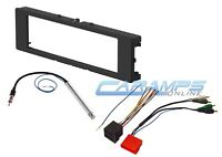 Audi Car Stereo Radio Kit Dash Installation Trim Bezel W Bose Amp Wiring Harness on sale
