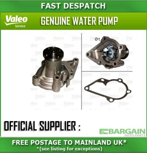 506813 4571 VALEO WATER PUMP FOR HYUNDAI ACCENT 1.5 1997-2000