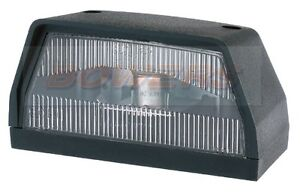 BRITAX-867-REAR-REGISTRATION-NUMBER-PLATE-LIGHT-FOR-IFOR-WILLIAMS-TRAILER-P0667
