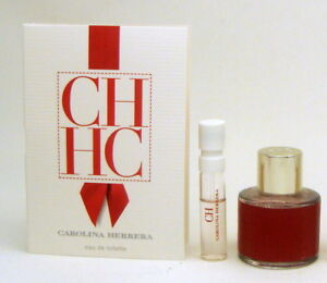 CH-CAROLINA-HERRERA-EAU-DE-TOILETTE-8-Ml-0-27-fl-OZ-1-vial-Mini-Perfume