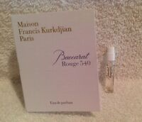 Maison Francis Kurkdjian Paris Baccarat Rouge 540 Edp Sample Spray 0.06 Oz