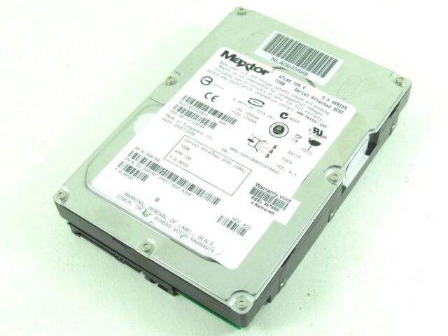 Dell Server 73GB 10K SAS Hard Drive HDD G8763 0G8763 FULLY WORKING