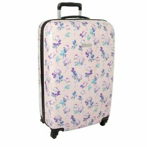 Nine-West-Suitcase-28-Inch-Hardside-Spinner-Luggage-Floral-MSRP-360-00