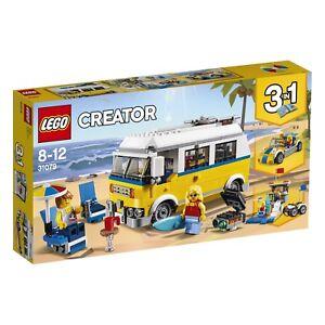 LEGO-Creator-31079-Surfermobil-NEU-OVP-Sunshine-Surfer-Van-NEW-MISB-NRFB