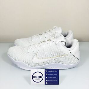 newest collection 48cf3 f0833 Image is loading Nikelab-Kobe-11-Elite-Brazil-Rio-Size-7-