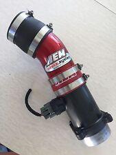 1997-2006 Nissan Sentra SE-R SPEC V AEM Red Cold Air Intake MAF Sensor Adapter