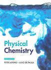 Physical Chemistry by University Julio de Paula, Professor Peter Atkins (Hardback, 2009)