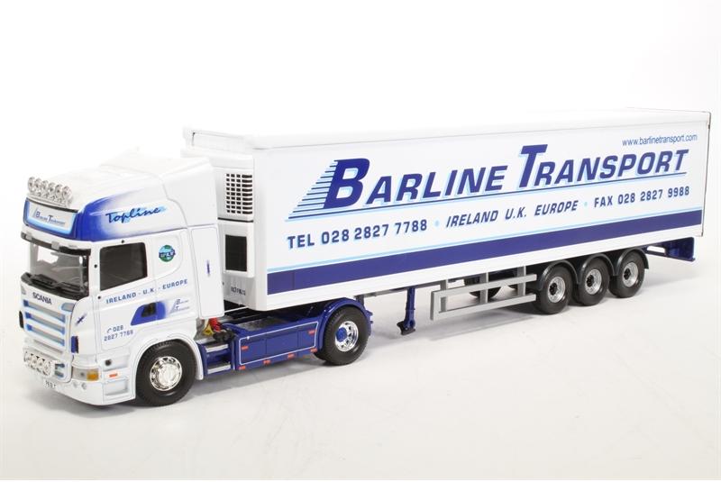 CORGI MODERN camions transport lourd CC13720 Scania R Series Réfrigérateur Barre de mesure 1 50