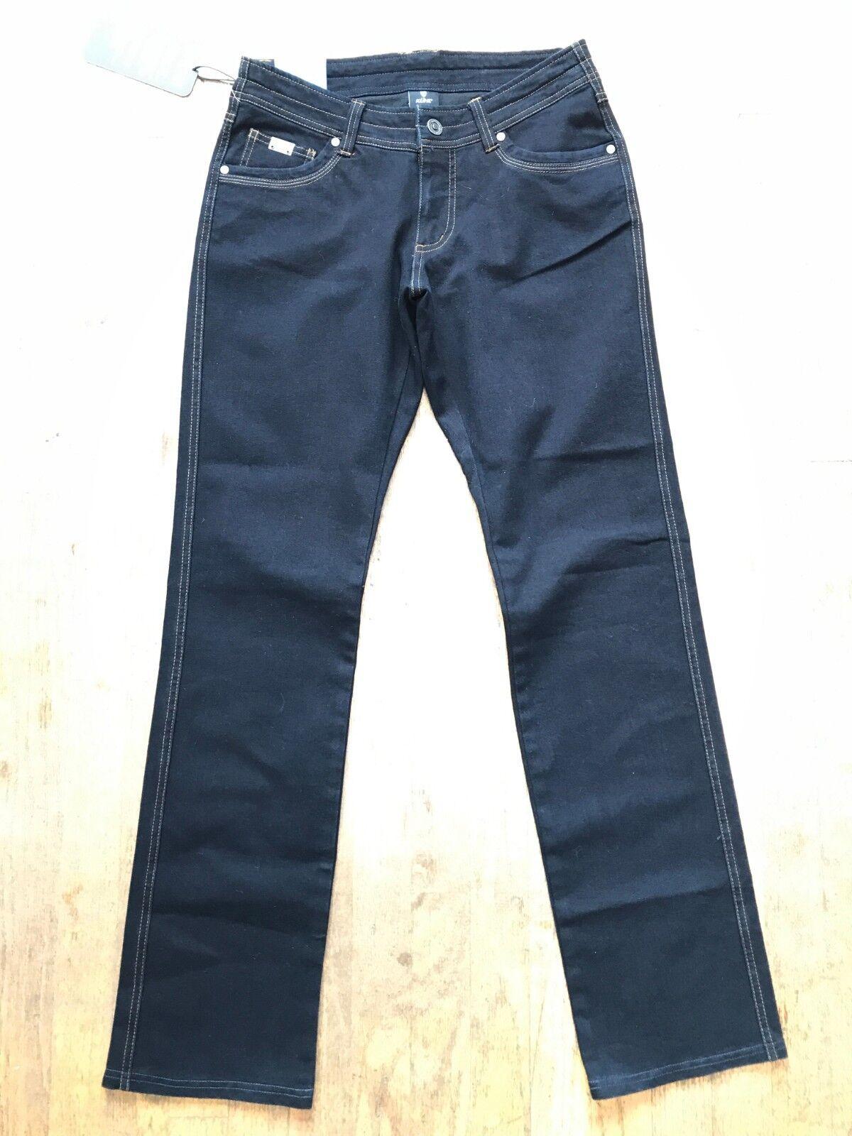Women's Kuhl Danzr Straight Jeans Size 6 Dark bluee