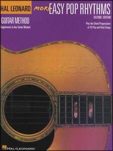 éNergique Plus Facile Pop Rythmes Guitare Mode Chord Melody Répertoire Nirvana Santana-afficher Le Titre D'origine