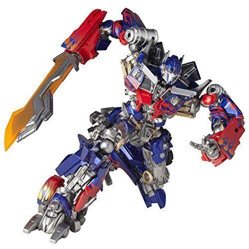 NEW SCI-FI Revoltech Transformers Moon Optimus Prime non-scale Legacy