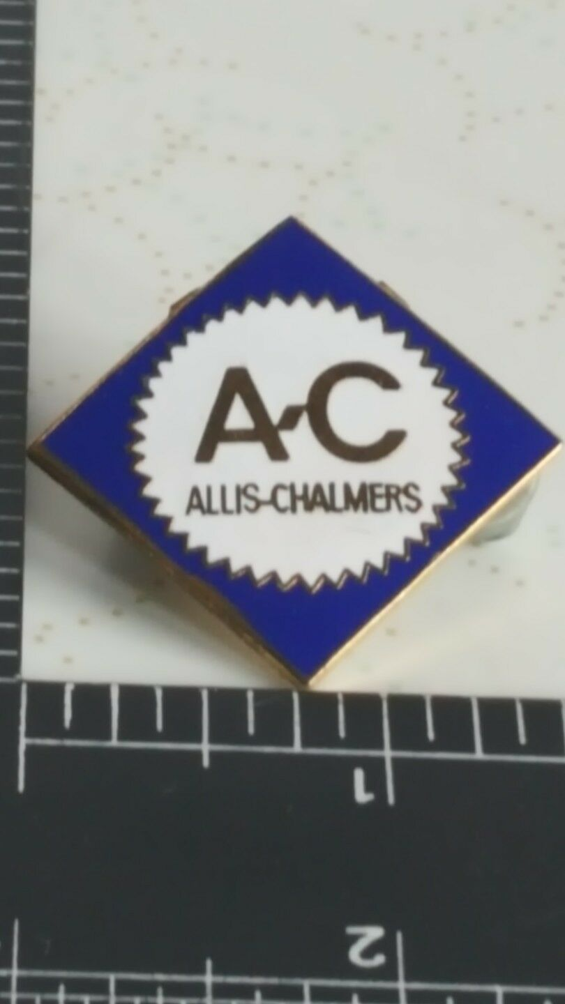 Allis Chalmers Lapel ou Hat Pin