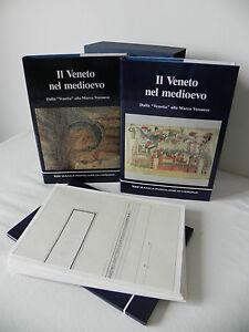 IL-VENETO-NEL-MEDIOEVO-DALLA-VENETIA-ALLA-MARCA-VERONESE-LIBRO-1989-2VV-TAVOLE
