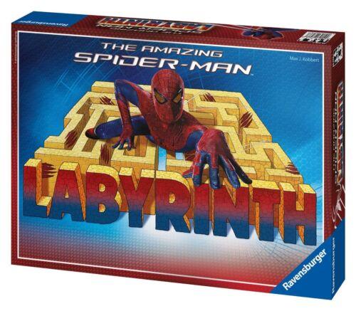 NEU,OVP The Amazing Spiderman Labyrinth Strategiespiel Ravensburger 26578
