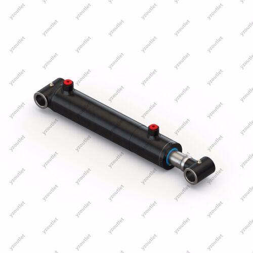 "30/"" Stroke 2.5/"" Bore Hydraulic Welded Cylinder Cross Tube"