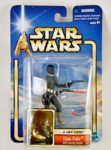 B Regardez les Photos! Moc Star Wars Saga 2002 Bleu Emballé Figurines