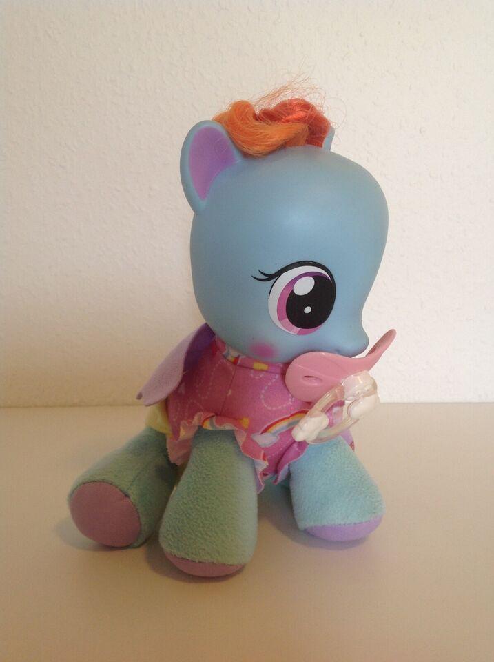My Little Pony, Rainbow Dash med lyd