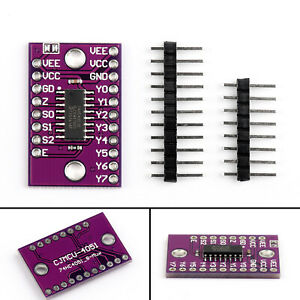 4-CJMCU-4051-Analog-Multiplexer-Demultiplexer-Sensor-Module-For-Raspberry-Pi-T2