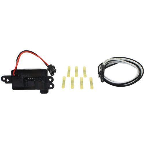 For Sierra 1500 Classic 07 Blower Motor Resistor