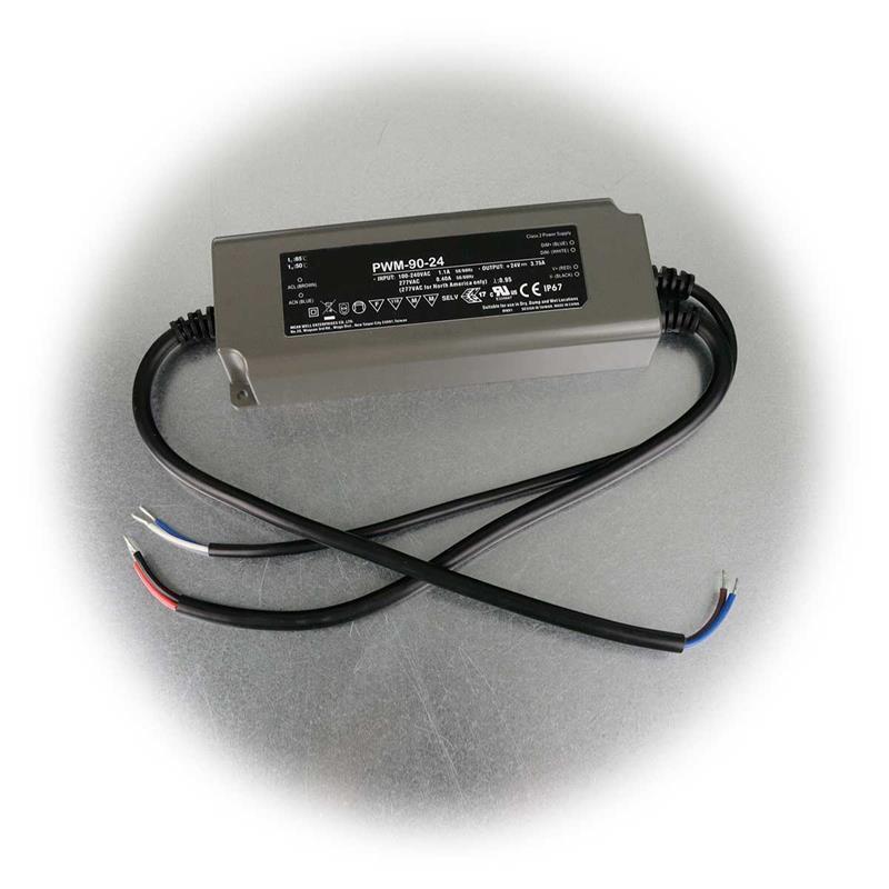 DEL Transformateur 24 ip67, V DC 3,75 A 90 W ip67, 24 variateur, Ballast 24 V transformateur ae8c89