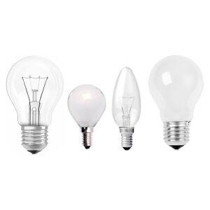 Ormalight 10Stk, 60W, E27, 710 lm, Glühbirne (1102091615)