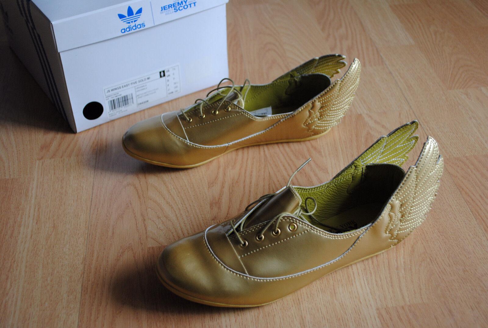 Adidas Js Alas eaysy CINCO oro Mi 37 38 39 39 39 40 d65208 leopardo de JEREMY SCOTT  descuento de ventas en línea
