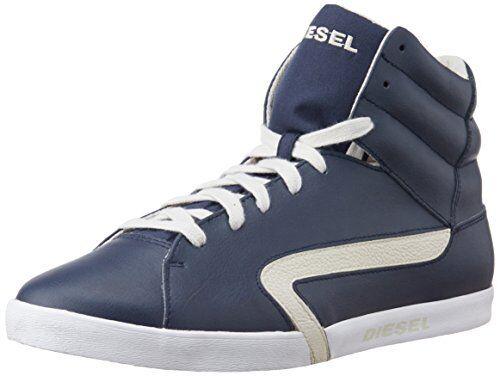 Diesel E-Klubb HI Sneaker bluee White Men