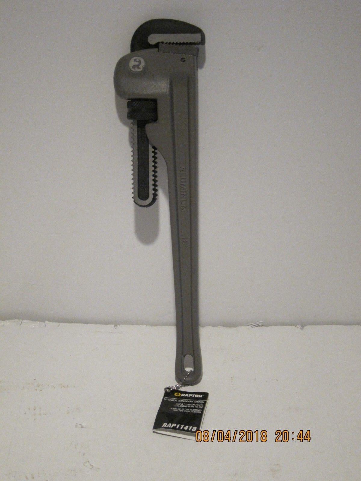 Raptor Tools RAP11418 Professional Grade 18
