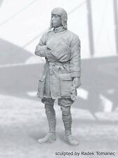 Black Dog 1/32 British RFC Fighter Pilot 1914-18 WWI No.4 holding Goggles F32017