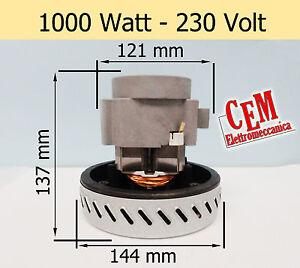 SR 200 1200 Watt Motore compatibile con aspirapolvere FESTO SR 151 E-AS