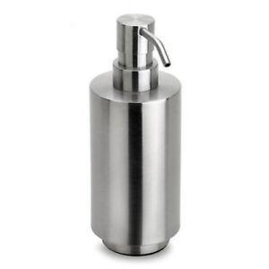 blomus primo soap pump stainless steel lotion liquid dispenser bath rh ebay com