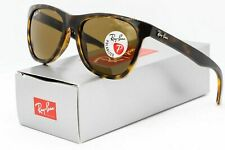 Ray Ban RB4184 710/83 Polarized Sunglasses  Havana Tortoise / Brown Classic