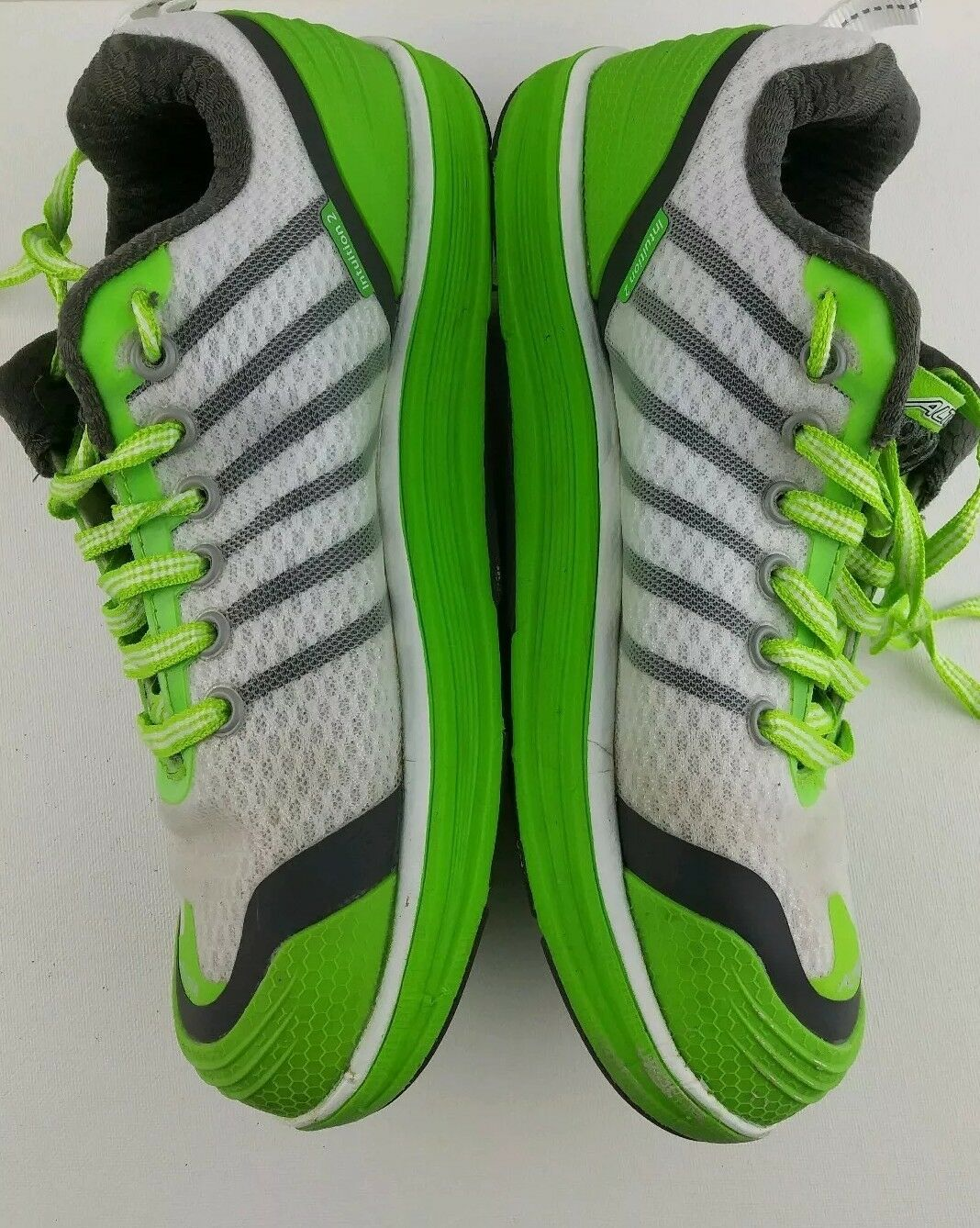 Altra Intuition 2 Women's Size 6.5 White Green Running shoes  47