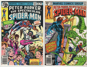 spectacular-Spider-Man1978-98-LOT-18-peter-parker-black-suit-mary-jane-annuals