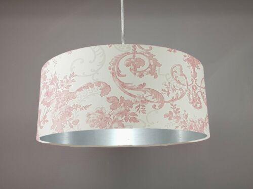 Handmade Vintage Laura Ashley Cherubs Toile Fabric Lampshade *Choose lining*