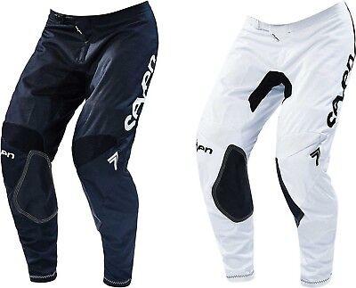 White, Size 30 Seven Mens Annex Staple Pant