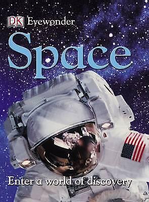"""""""AS NEW"""" DK, DK, Space (Eye Wonder), Paperback Book"""