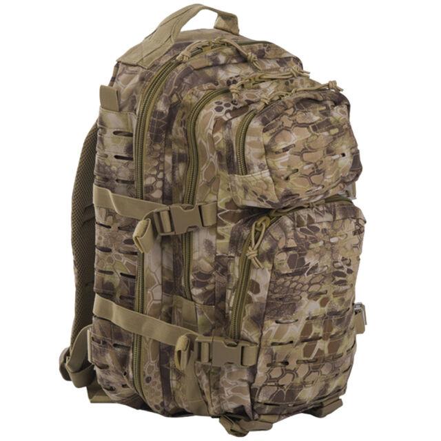 US Assault Pack Ultra Compact Rucksack Backpack Daypack Outdoor Ranger Green